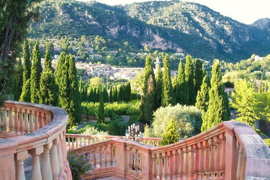 Valldemossa Hotel : view from room