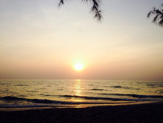 Centara Chaan Talay Resort & Villas Trat: -Sunset mood-
