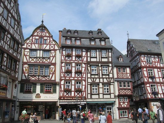 Mittelalterlicher Marktplatz: Marktplatz