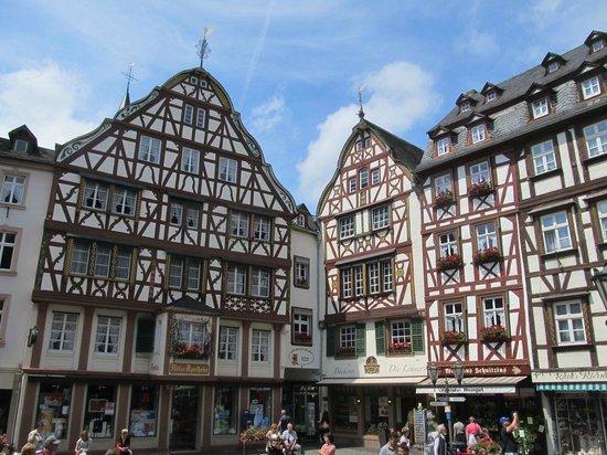 Mittelalterlicher Marktplatz: Marktplatz again