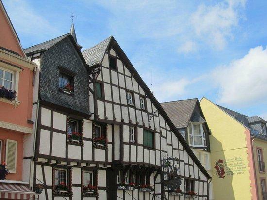 Mittelalterlicher Marktplatz: Higgly wiggly restaurant