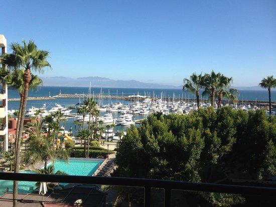 Hotel Coral & Marina: Marina view!