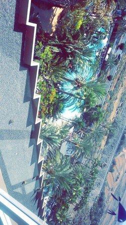 IFA Continental Hotel: Corridor view
