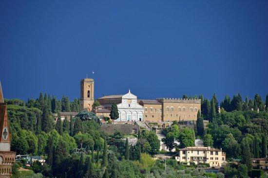 Campanile di Giotto: VUE DU CAMPANILE