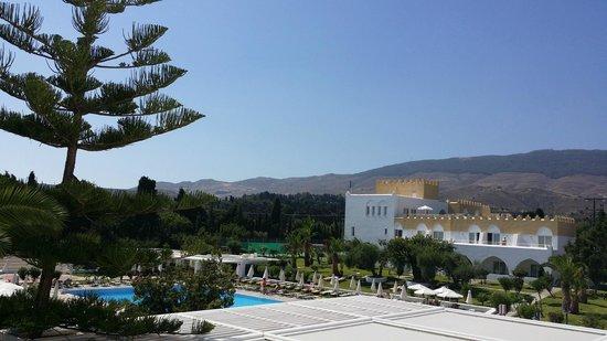 Platanista Hotel : mountains