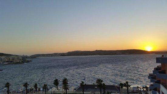 Dolmen Hotel Malta: Superior Sea View