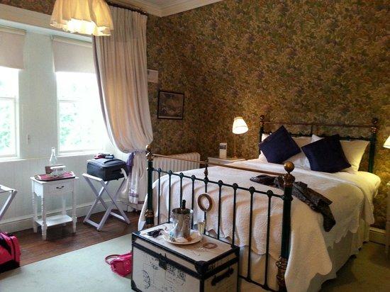 Castle Leslie Estate: Anita's room