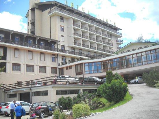 Linta Park Hotel: foto hotel Linta
