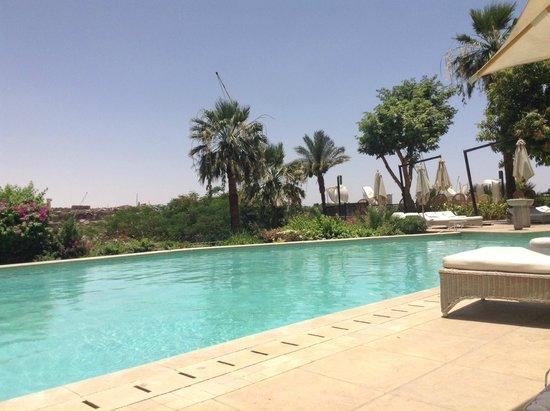 Sofitel Legend Old Cataract Aswan : Pool Area