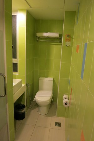 ibis Styles Kuala Lumpur Fraser Business Park : Bathroom