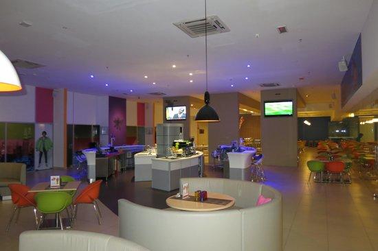 ibis Styles Kuala Lumpur Fraser Business Park : Bar