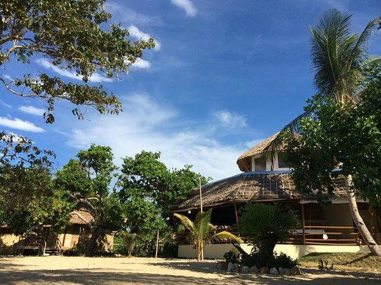 Cashew Grove Beach Resort : Another view of bungalow
