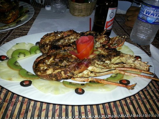 Murphy's West End Restaurant: This is the best food!  #1 in negril!
