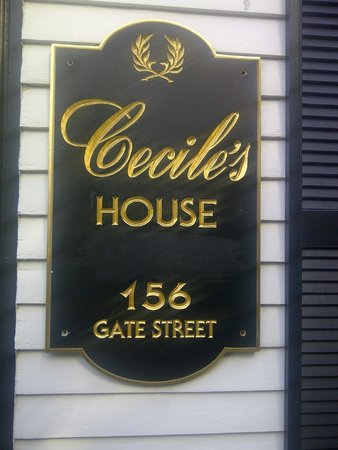 Cecile's House: Welcome!