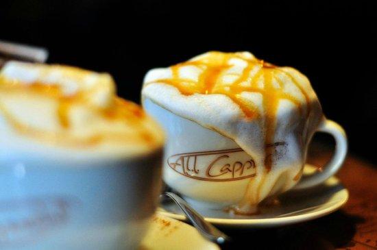 All Cappuccino