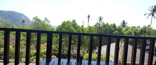 Sunwing Kamala Beach : view from the balcony