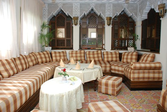 Aferni Hotel : salon marocaine