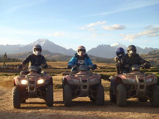 Peru Moto Tours : Quadricycle tour
