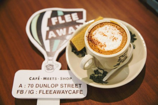Flee Away Cafe