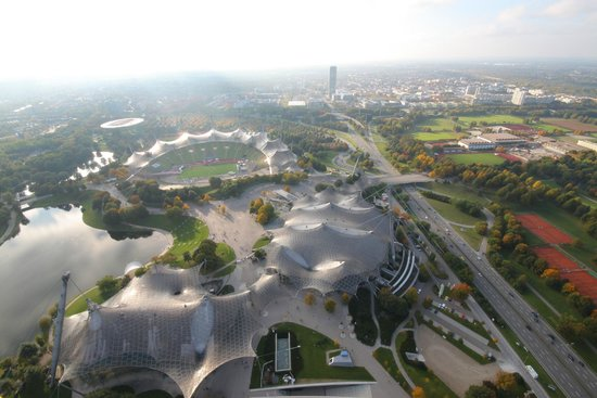 Olympiapark: Olympic Tower