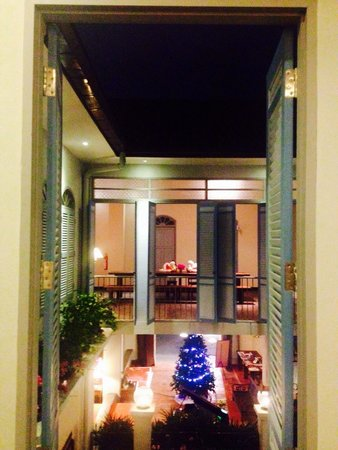 The Memory at On On Hotel : -Christmas time-