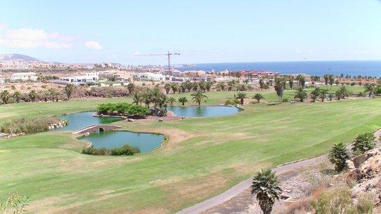 Hotel Suite Villa Maria: View from a 3 bedroom villa