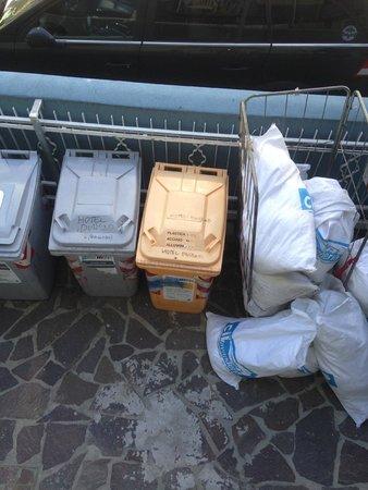 Diamond Rimini: OUR ROOMS BALCONY VIEW
