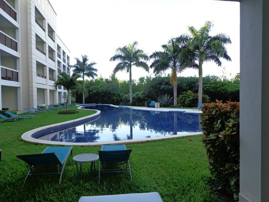 Secrets Silversands Riviera Cancun: Right outside our door