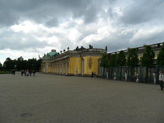Parc de Sanssouci : Sanssouci