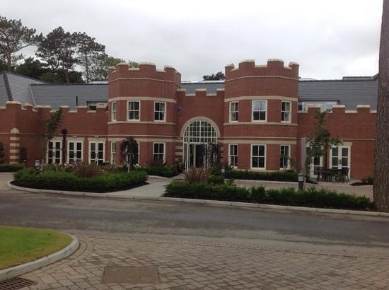 Raithwaite Estate: The keep