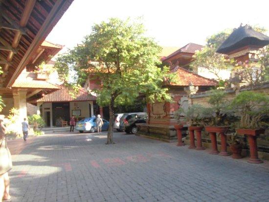 Simpang Inn: 部屋からの眺め