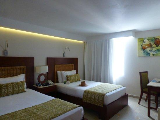 Hotel Dann Cartagena : HABITACION