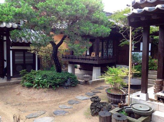 Rakkojae Seoul : Court yard