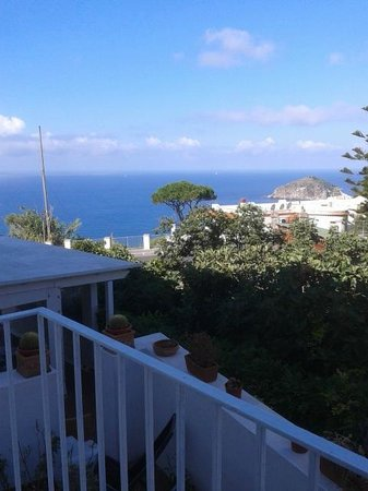 Albergo Villa Giusto : Panorama dalla camera