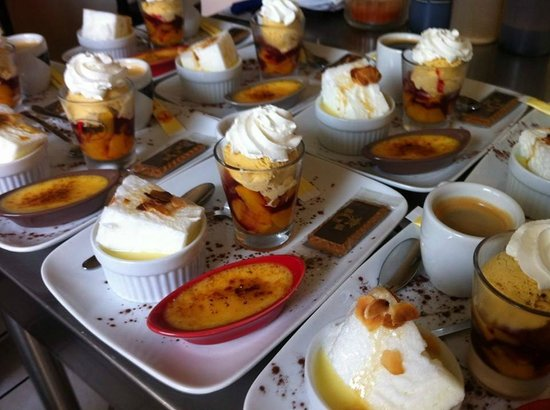 San angelo : Café gourmand