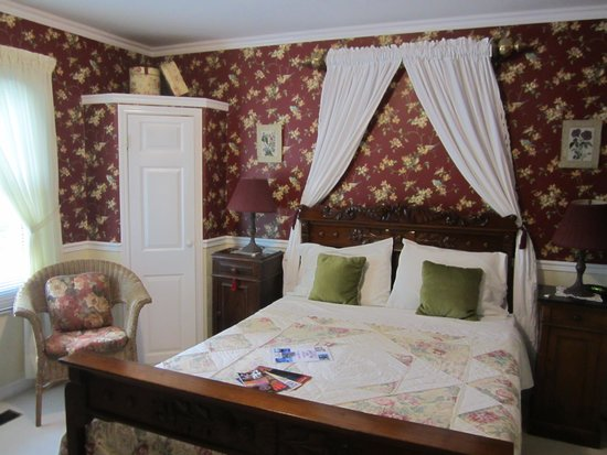 Abacot Hall Bed & Breakfast: Queen Victoria