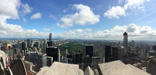Rockefeller Center : Aussicht