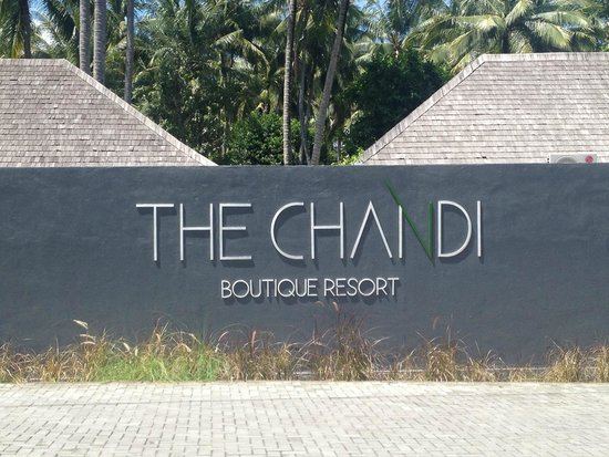 The Chandi Boutique Resort: The Candi