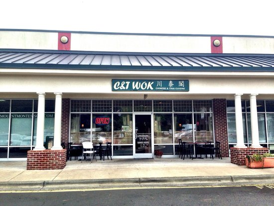 Photo of Chinese Restaurant C & T Wok at 130 Morrisville Square Way, Morrisville, NC 27560, United States