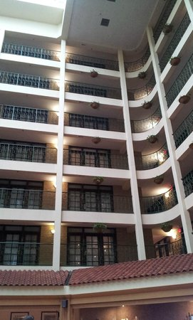 Embassy Suites by Hilton Chicago - Schaumburg/Woodfield: Hotel View 3