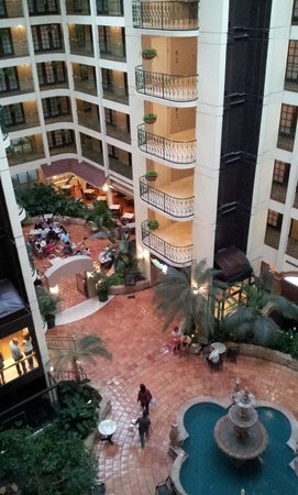 Embassy Suites by Hilton Chicago - Schaumburg/Woodfield: Hotel View 2