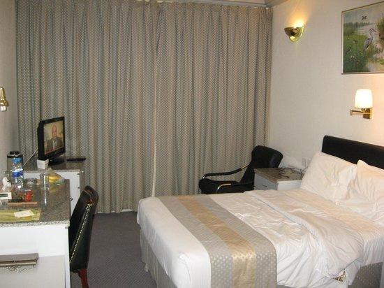 Astoria Hotel: номер