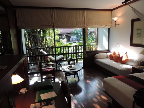Belmond La Résidence d'Angkor: My room 1