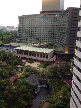 Hotel New Otani Tokyo Garden Tower: 部屋からの眺め