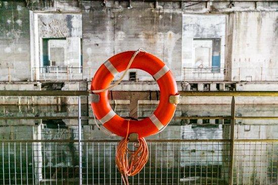 Base Sous-Marine de Bordeaux : la base soumarine ©