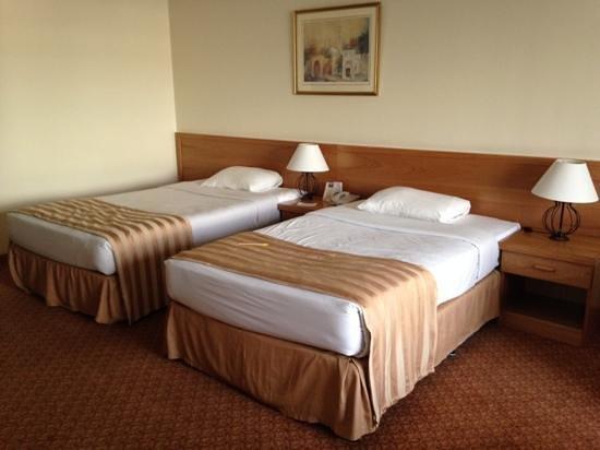 Copthorne Airport Hotel Dubai: Beds
