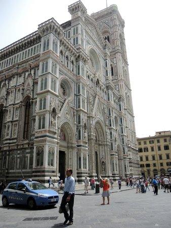 Hotel Benivieni: Duomo