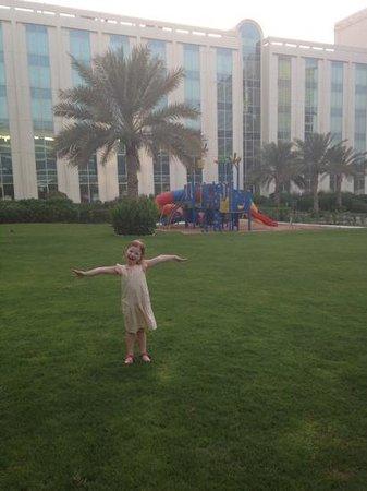 Copthorne Airport Hotel Dubai: Playground