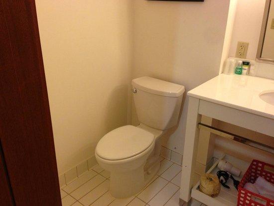 Four Points by Sheraton Ontario-Rancho Cucamonga: Toilet