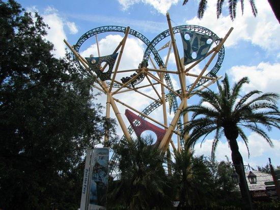 Busch Gardens : Amazing ride
